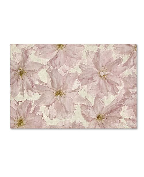 "Trademark Global Cora Niele 'Vintage Blossom' Canvas Art - 32"" x 22"" x 2"""