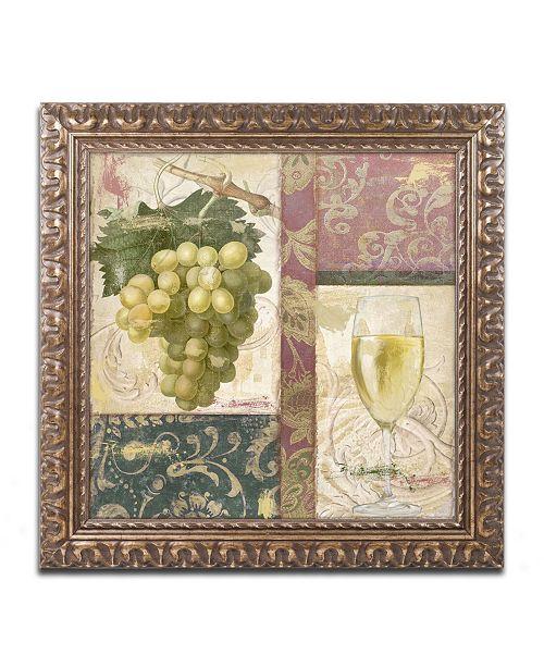 "Trademark Global Color Bakery 'Sofia II' Ornate Framed Art - 11"" x 0.5"" x 11"""
