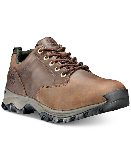 Timberland Men's Leather Mt Maddsen Boots