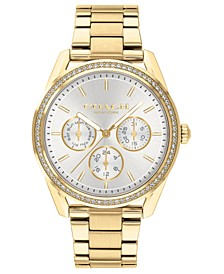 Women's Preston Gold-Tone Bracelet Watch 36mm