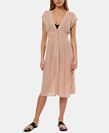 O'Neill Willis Midi Cover-Up Dress