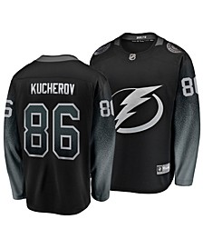 Men's Nikita Kucherov Tampa Bay Lightning Breakaway Player Jersey