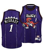 1a92f00500b adidas Big Boys Tracy McGrady Toronto Raptors Retired Player Swingman Jersey