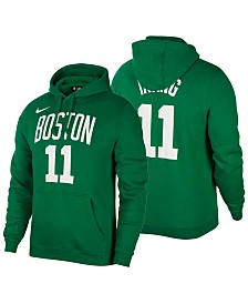 Nike Men's Kyrie Irving Boston Celtics Icon Player Name & Number Essential Hoodie