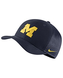 Michigan Wolverines Aerobill Mesh Cap
