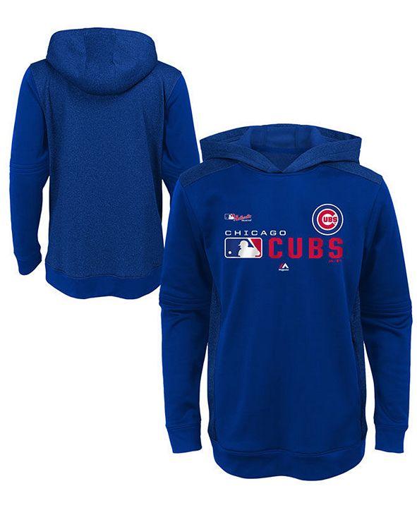 Outerstuff Big Boys Chicago Cubs Winning Streak Hoodie