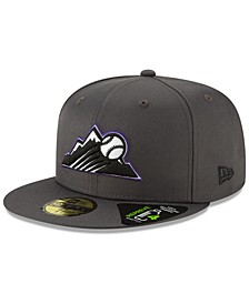 Colorado Rockies Recycled 59FIFTY Fitted Cap