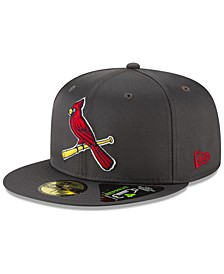 St. Louis Cardinals Recycled 59FIFTY Fitted Cap