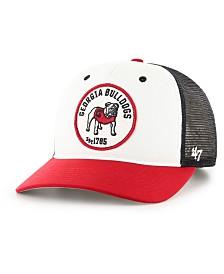 '47 Brand Georgia Bulldogs Swell MVP Trucker Snapback Cap