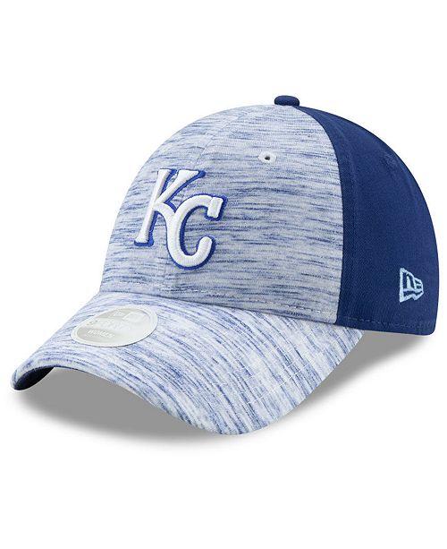 New Era Women's Kansas City Royals Space Dye 9FORTY Cap