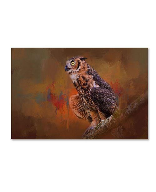 "Trademark Global Jai Johnson 'Hot August Night' Canvas Art - 32"" x 22"" x 2"""
