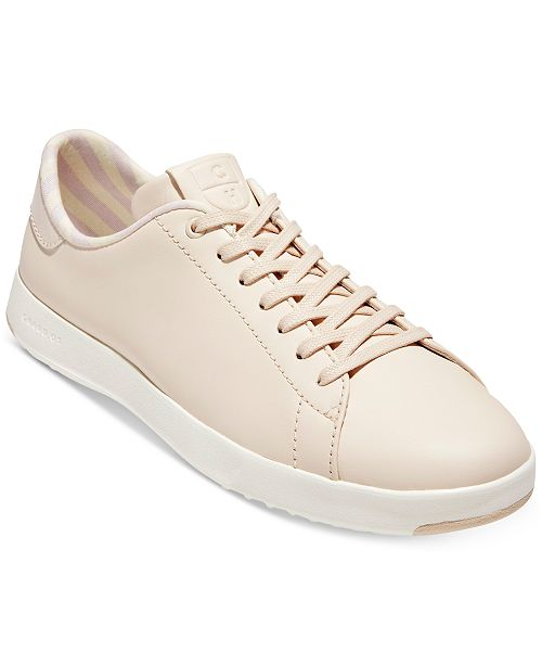 7aba051937c Cole Haan Women's GrandPro Lace-up Tennis Sneakers & Reviews ...