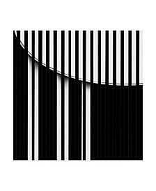 "Gilbert Claes 'Gils Piano' Canvas Art - 14"" x 2"" x 14"""