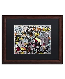 "Dan Monteavaro 'Mimosas' Matted Framed Art - 20"" x 16"" x 0.5"""
