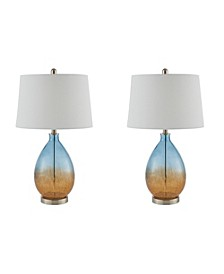 510 Design Cortina Table Lamp Set of 2