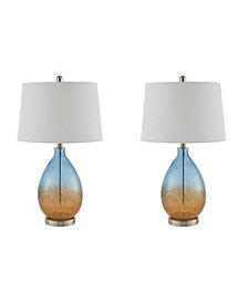 510 Design Cortina Table Lamp Set of 2