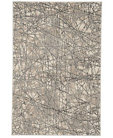 """Safavieh Meadow Beige and Gray 3'3"""" x 5' Area Rug"""