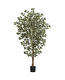 Nearly Natural 6' Hawaiian Ficus Tree