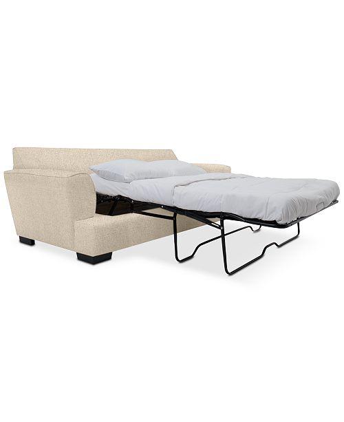 "Furniture Ainsley 101"" Fabric Queen Sleeper Sofa, Created for Macy's"