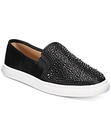 INC Little & Big Girls Sammee Slip-On Sneakers, Created for Macy's