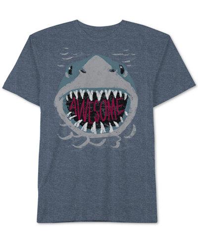 Jem Toddler Boys Awesome Shark T-Shirt