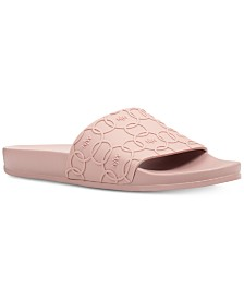 Nine West Selah Pool Slide Sandals