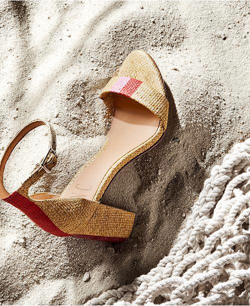 9134145c9c4 INC International Concepts I.N.C. Kivah Two-Piece Sandals