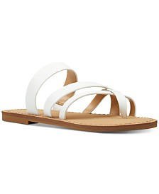 Nine West Claire Toe-Thong Sandals
