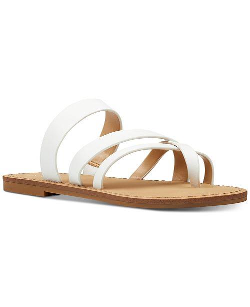 Nine West Claire Toe-Thong Sandals