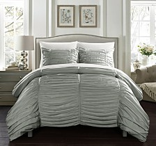 Chic Home Kaiah 3 Piece King Comforter Set