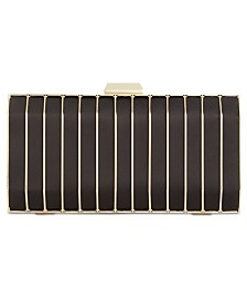 I.N.C. Eleanor Cage Clutch, Created for Macy's
