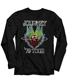 Journey Men's Graphic Long-Sleeve T-Shirt