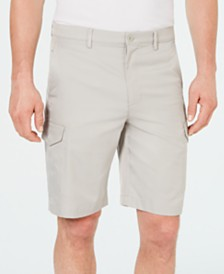 "Attack Life by Greg Norman Men's 10"" Cargo Shorts, Created for Macy's"