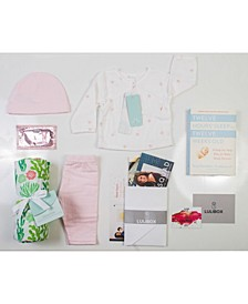 Unisex Mini Cactus Baby Gift Box