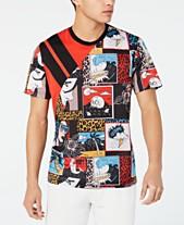 15c9ff88 I.N.C. Men's Comic Graphic T-Shirt, Created for Macy's