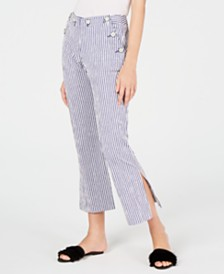 Trina Turk Lyric Theater Striped Pants