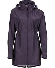 Marmot Women's  Celeste Hooded Raincoat