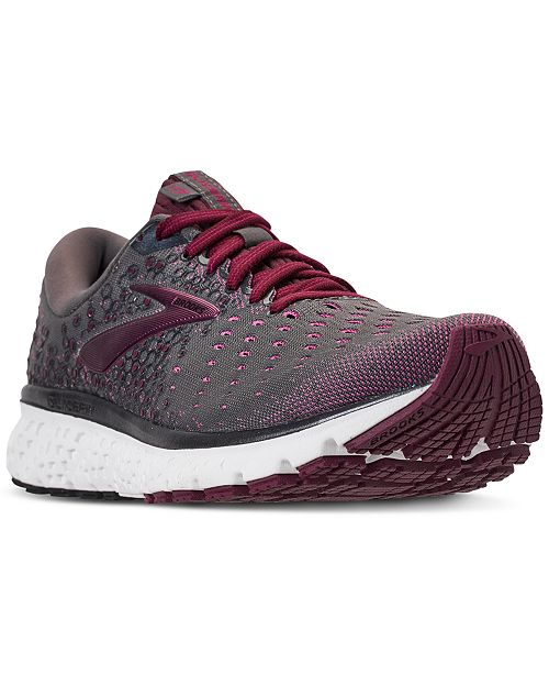 Brooks Women's Glycerin 17 Running Sneakers from Finish Line