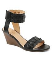 f273b785d63c XOXO Seraphine Wedge Sandals