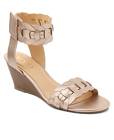 XOXO Seraphine Wedge Sandals