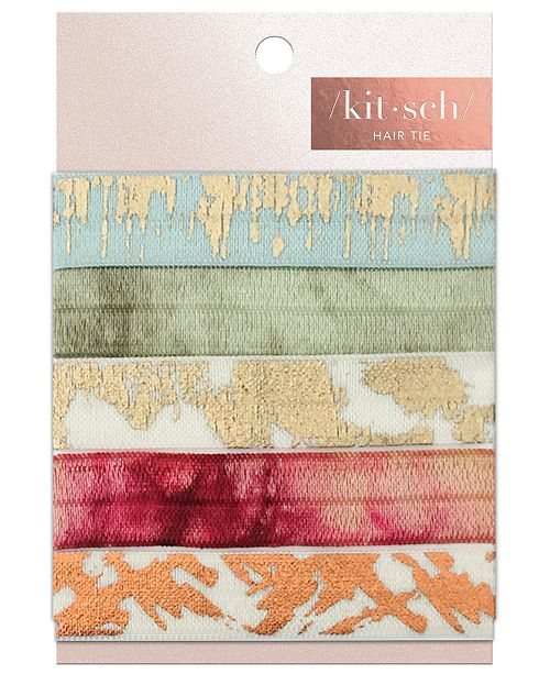 Kitsch Knotted Hair Ties