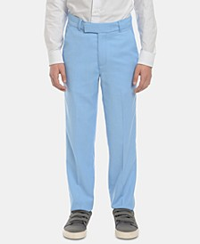 Big Boys Pindot Suit Pants