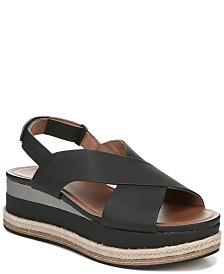 Naturalizer Baya Slingback Platform Sandals
