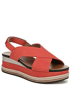Baya Slingback Platform Sandals