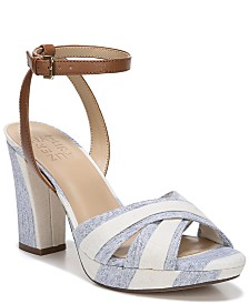 Naturalizer Avril Ankle Strap Sandals