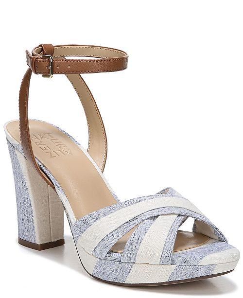 Naturalizer Avril Ankle Strap Sandals
