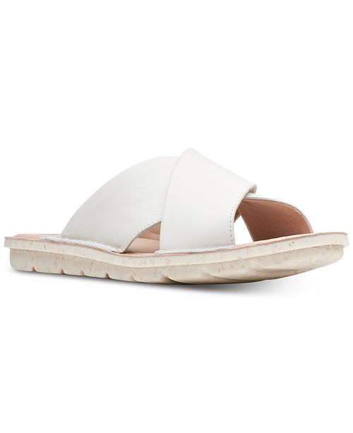 77385644 Clarks Collection Women's Blake Sydney Slide Sandals & Reviews ...