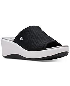 Women's Cloudsteppers Step Cali Bay Slide Sandals