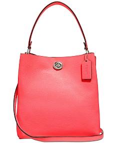 4f14ec75 COACH Handbags and Purses - Macy's