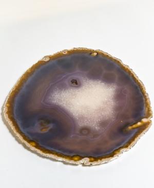 Brasil Home Decor Large Agate Serving Platter